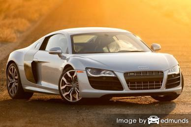 Insurance rates Audi R8 in Philadelphia