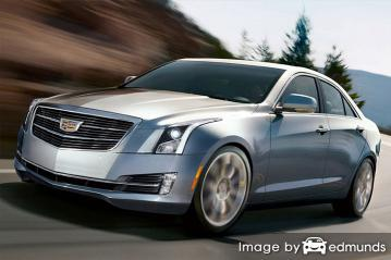 Insurance quote for Cadillac ATS in Philadelphia