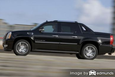 Insurance rates Cadillac Escalade EXT in Philadelphia