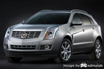 Insurance quote for Cadillac SRX in Philadelphia