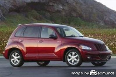 Insurance rates Chrysler PT Cruiser in Philadelphia