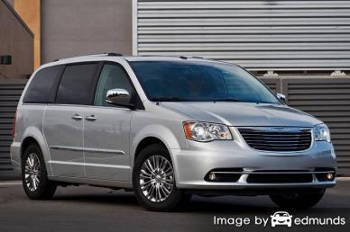 Town And Country Insurance >> Philadelphia Pennsylvania Chrysler Town And Country Insurance Rate