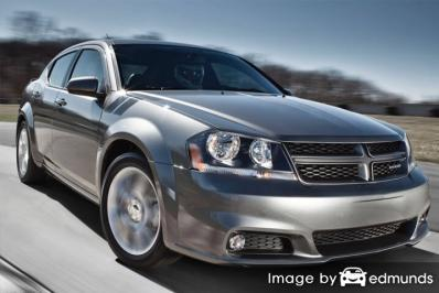 Insurance for Dodge Avenger