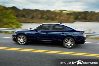 Insurance quote for Dodge Charger in Philadelphia