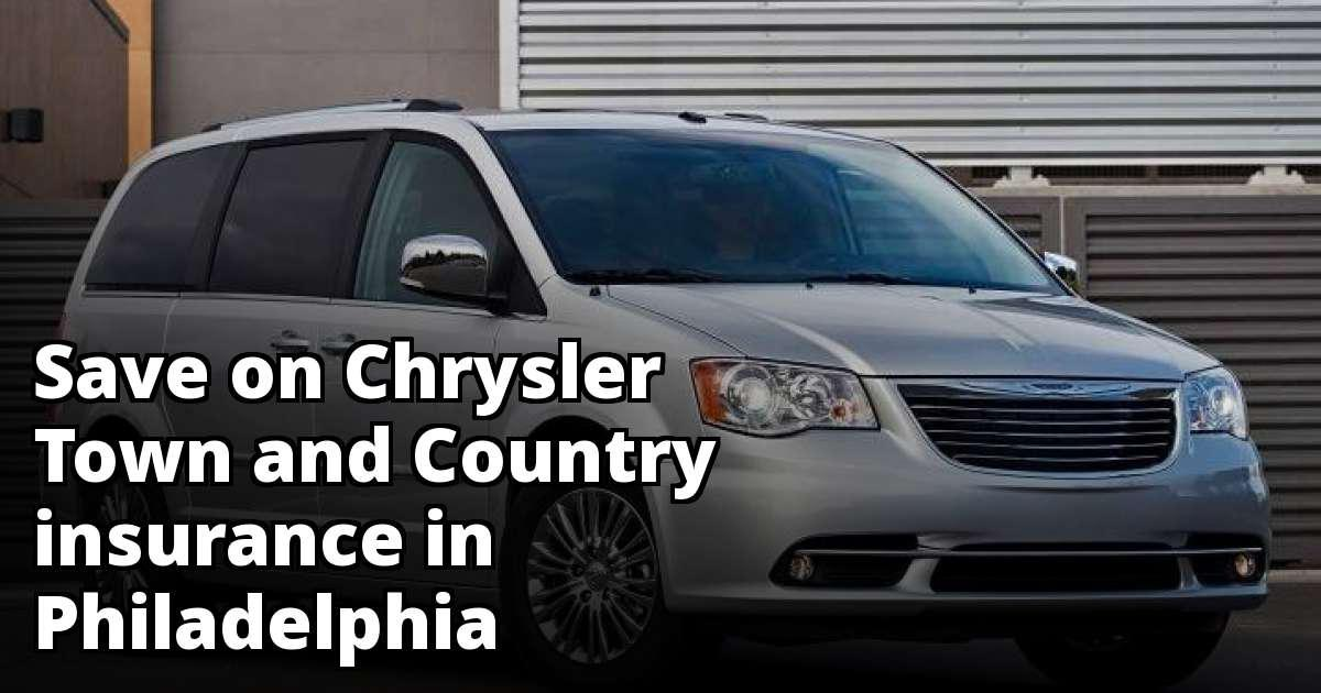 Town And Country Insurance >> Philadelphia Pennsylvania Chrysler Town And Country