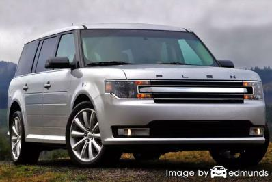 Insurance rates Ford Flex in Philadelphia