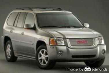 Insurance rates GMC Envoy in Philadelphia
