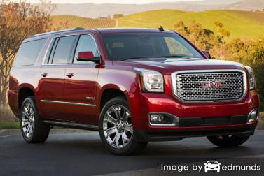 Insurance quote for GMC Yukon in Philadelphia