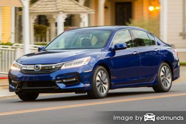 Insurance quote for Honda Accord Hybrid in Philadelphia