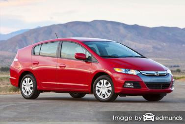 Insurance for Honda Insight