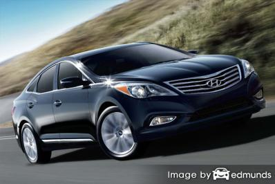 Insurance rates Hyundai Azera in Philadelphia