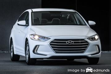 Insurance for Hyundai Elantra