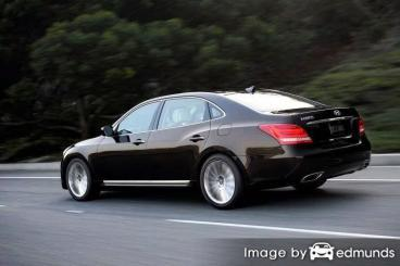 Insurance quote for Hyundai Equus in Philadelphia