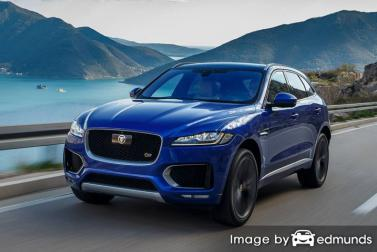 Insurance for Jaguar F-PACE