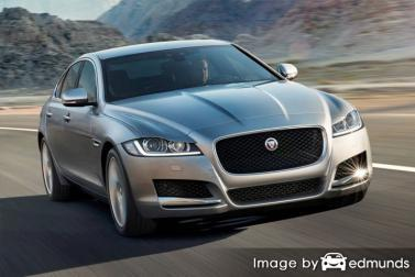 Insurance quote for Jaguar XF in Philadelphia