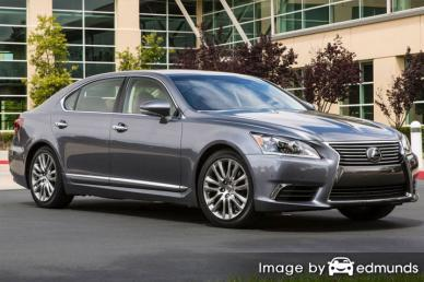 Insurance quote for Lexus LS 460 in Philadelphia