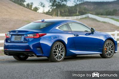 Insurance for Lexus RC 200t
