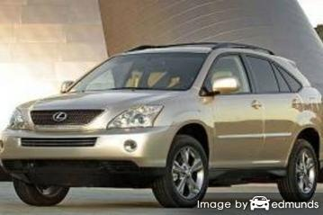 Insurance quote for Lexus RX 400h in Philadelphia