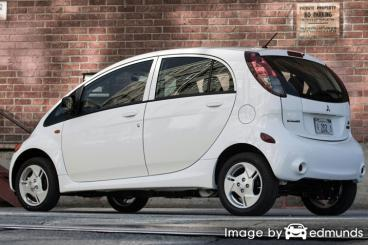 Insurance rates Mitsubishi i-MiEV in Philadelphia