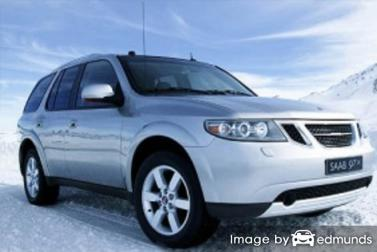 Insurance rates Saab 9-7X in Philadelphia