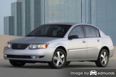 Insurance quote for Saturn Ion in Philadelphia