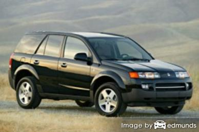 Discount Saturn VUE insurance