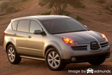 Insurance quote for Subaru B9 Tribeca in Philadelphia