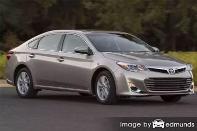 Insurance quote for Toyota Avalon in Philadelphia