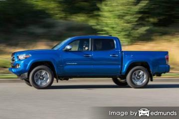 Insurance for Toyota Tacoma