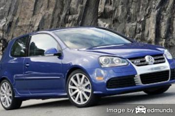 Insurance for Volkswagen R32