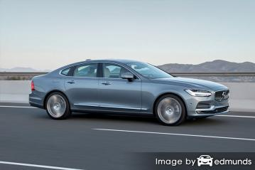 Insurance rates Volvo S90 in Philadelphia